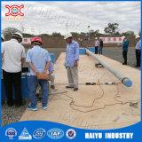 Palo concreto che fa le macchine della pianta con la lunghezza 10m-15m