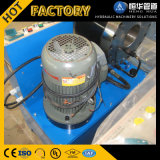 """Машина гидровлического шланга высокого давления изготовления 2 Китая """" гофрируя"""