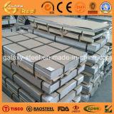 Lamiera sottile di Inox dell'acciaio inossidabile di AISI/ASTM A240 304