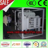閉鎖絶縁体オイルの再生利用システムは、遠心機械に油をさす