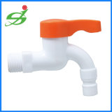 "Пластичный кран воды PP для 1/2 "" до 3/4 """