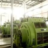 Hfoの発電所5mw (2X2.5MW) HfoかディーゼルGenset
