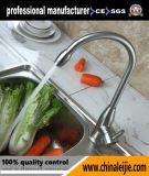 Robinet/taraud à levier unique de cuisine d'acier inoxydable