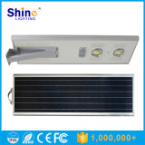 Long Discharge Time 70W Lithium Battery Solar Aluminum Street Light