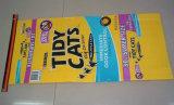 Sacs en papier de Papier d'emballage pour l'usage d'emballage de poudre de mastic de graine de charbon de bois de 25kg