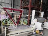 El PE plástico automático de China plegable y máquina el rebobinar