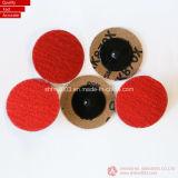 3m u. Vsm keramisch, Zirconia-Poliermittel Roloc Platten (schnelle Änderungs-Platte)