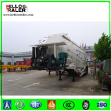 50ton 45cbm de BulkAanhangwagen van het Cement