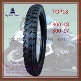 Gute Qualität, lange Lebensdauer-Motorrad-inneres Gefäß, Motorrad-Reifen 300-17, 300-18