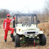 [150كّ/200كّ/250كّ] 4 إصابة [أوتف] عربة صغيرة سيدة [أتف] (عربة جيب 2017)