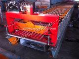 Ligne automatique de production à la machine de porte d'obturateur de tuile