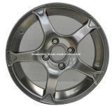 Roue de voiture en alliage de haute qualité / roue de voiture en aluminium et bord de voiture avec DOT Sfi Via TUV Tse Bis Gmc Certificats
