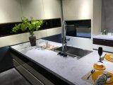 Armadio da cucina di legno Mixed del PVC della lacca bianca di Aisen Australia per la villa