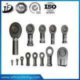 Forjado fundición de piezas de forja con ISO9001: 2008 Certificado