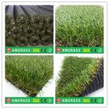 30 milímetros de futebol artificial da grama com alta qualidade