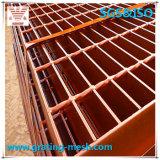 Norm Gelaste Grating van het Roestvrij staal voor Elektrische centrale