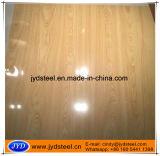 Le modèle en bois Ppcr pour la porte décorent