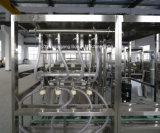 Flüssige Trinkwasser-Plomben-Maschinerie für die 5 Gallonen-Flasche