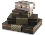 Caisse d'emballage de bijou/caisse d'emballage de papier de carton/cadres faits sur commande