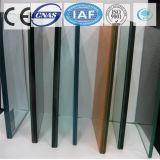 Il colore/galleggiante tinto/libero/ha temperato il vetro riflettente dello strato per costruzione