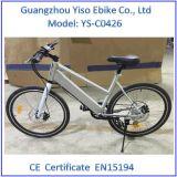 E-Bicis eléctricas respetuosas del medio ambiente de la ciudad de 27.5 pulgadas