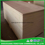 Madera contrachapada comercial usada para los muebles y el embalaje