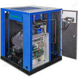 Stationair leid de Gedreven Roterende Machine van de Compressor van de Druk van de Lucht