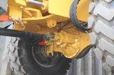 Neuer Typ Rad-Ladevorrichtung Zl16 mit neuem Fahrerhaus Wl160 mit vorderer Ladevorrichtung