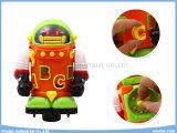 Astronauta musicale elettrico dei giocattoli educativi con i giocattoli dei blocchi
