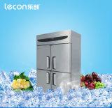 Роскошный коммерчески холодильник кухни инженерства