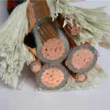 3+3core Copper Medium Voltage XLPE Insulated Copper Tape Screen 20kv Cable