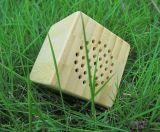 Altofalante de Bluetooth da música portátil fresca de madeira mini