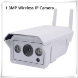 960p impermeabilizan la cámara sin hilos del IP de la seguridad del CCTV de WiFi de la vigilancia del punto negro del IR
