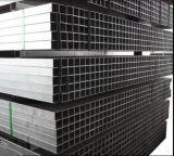 Гальванизированная строительными материалами стальная труба Tube/50X50mm квадратная стальная