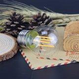 Iluminação do diodo emissor de luz do bulbo de E27 G45 4W Filamnet com alta qualidade