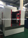 Metall-CNC-Stich und Fräsmaschine HS0708