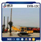 20m中国の油圧穴の山の掘削装置、基礎穴のためのDfr-12cの杭打ち機