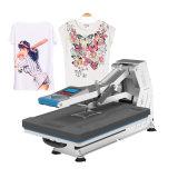中国製デジタル販売のための自動油圧商業コンボのTシャツの印字機