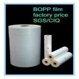 Película opaca blanca de la perla de la película de BOPP para empaquetar