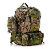 Твердый Nylon Wearproof располагаться лагерем напольного спорта взбираясь Hiking совмещенное Trekking перемещение Molle кладет воинский тактический Backpack в мешки