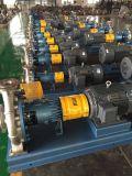 Horizonted säurebeständige zentrifugale elektrische chemische Pumpe