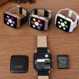 GSMの位置の新しい発達したスマートな腕時計の電話(X6)
