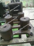 Máquina de gravação redonda em mudança da barra de aço do equipamento da freqüência