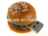 Flash del USB dell'hamburger (HXQ-F013)