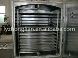 Máquina industrial del secador del vacío de las frutas y verdura de la eficacia alta Fzg-15