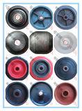 고품질 PP PVC 나일론 피마자 바퀴