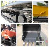 중국에서 유압 크롤러 굴착기 14.2 톤