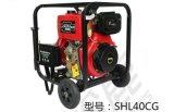 Pompa guidata diesel del motore diesel della pompa antincendio di spinta centrifuga ad alta pressione della mano