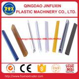 PVCプラスチックプロフィールの放出ライン
