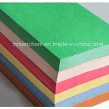 Papel grabado grano de cuero de la alta calidad para la venta